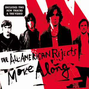 "all american rejects ""move along"" album cover"